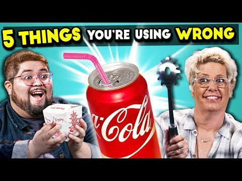 5 Everyday Objects You re Using Wrong