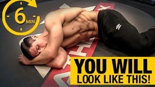 6 Minute Fat Loss Workout (BEGINNER | INT | ADVANCED)