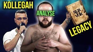 KOLLEGAH - Legacy I ANALYSE I (Official Backpfeifen-HD-Video)