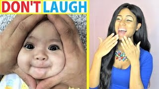 TRY NOT TO LAUGH CHALLENGE -Funny Compilation 2017