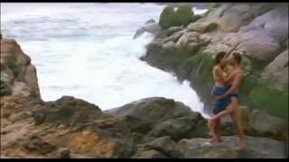 Mallika Sherawat and Himanshu Malik Kissing Scene - Khwahish - Hot Kissing Scene on beach