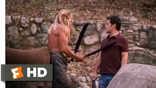 Role Models (5/9) Movie CLIP - Danny Goes Medieval (2008) HD