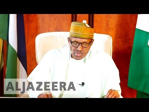 Nigeria's Buhari calls for unity on his return from UK