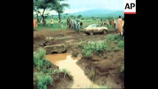 RR7814B EAST AFRICAN SAFARI RALLY 1978