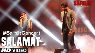 #SarbjitConcert: Salamat Video Song | SARBJIT | Tulsi Kumar, Amaal Mallik | T-Series