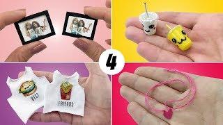 4 Coisas de Melhores Amigas que toda Barbie e outras Bonecas precisam ter - Best Friends BFF #2