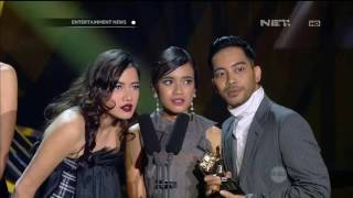 Group Band Duo Of The Year Indonesian Choice Award 2016