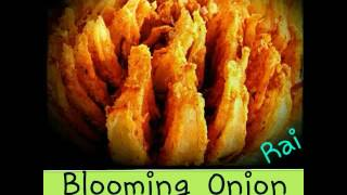 How to make a Blooming Onion _ Easy Recipe