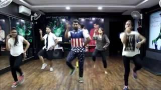 J STAR | HULARA |  | Blockbuster Punjabi Song 2014 #choreograph #by #bhrat singh thakur