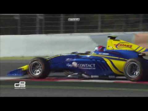 Xxx Mp4 2016 GP3 Spain Race 2 3gp Sex