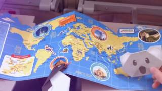 Emirates Fly With Me and Lonely Planet Kids  Emirates Airline