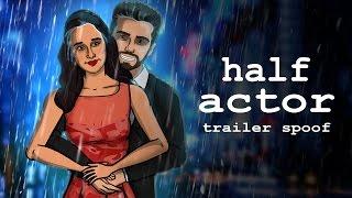 Half Girlfriend Trailer Spoof || Shudh Desi Endings