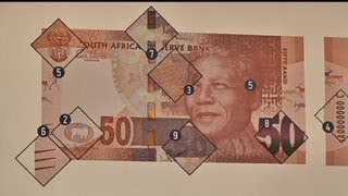 Mandela is the new face of South Africa banknotes