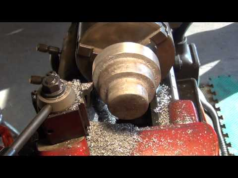 South Bend Lathe Pulley making