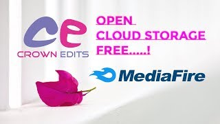 HOW TO CREATE CLOUD STORAGE FOR FREE