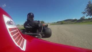 206 Cup Race 10 Animal Sr Heat 2 09-18-2016 USA Internation Raceway