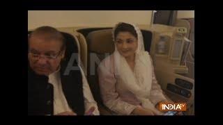 Former Pakistan PM Nawaz Sharif, daughter Maryam arrested at Lahore airport