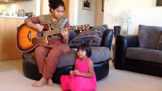 4 year girl singing I knew you were trouble by Taylor swift HD
