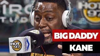 BIG DADDY KANE | DJ MISTER CEE | #FREESTYLE099 WITH FUNK FLEX