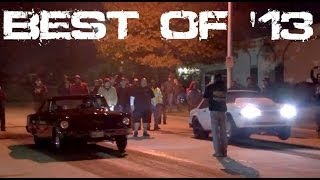 BEST OF Street Racing 2013 - 1320Video