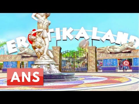 Sex Theme Park Opening In Brazil | ANS #110