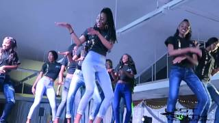 Miss UZ 2017 Models Dancing to Chekeche.