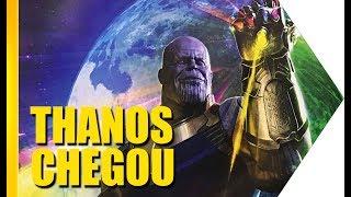 Trailer de Vingadores: Guerra Infinita EXPLODE a Comic Con! | OmeleTV