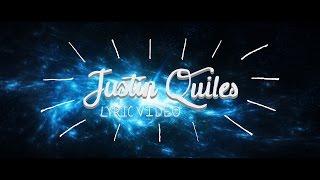 Justin Quiles - No Quieren que Gane [Lyric Video]