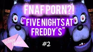 FNAF PORN?!—Five Nights at Freddy's (Night 2) | Victoria Hecnar