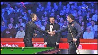 Trump v Maguire [LI6] 2018 Players Championship Snooker