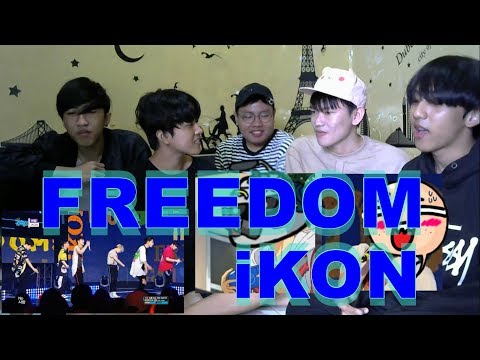 Download Lagu iKON – '바람(FREEDOM)' LIVE REACTION! MP3