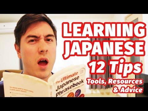 12 Tips for Learning Japanese