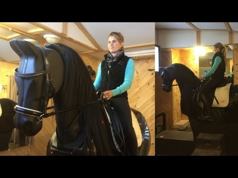 Xxx Mp4 What It S Like To Ride A Mechanical Horse 3gp Sex