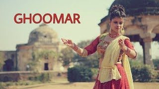 Ghoomar song | Padmavati | Dance Cover | Naina Chandra | Dance with Naina
