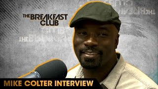 Mike Colter Interview With The Breakfast Club (9-30-16)