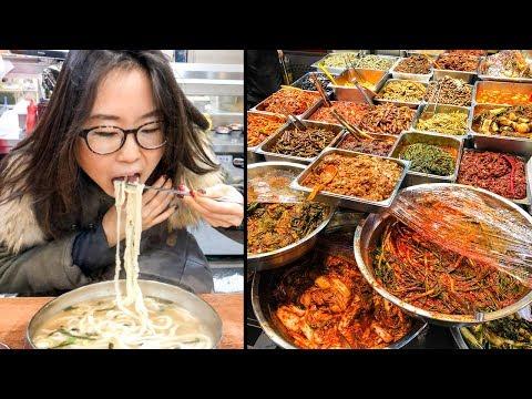 Xxx Mp4 KOREAN STREET FOOD At Mangwon Market In Seoul 3gp Sex
