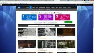 Video Tutorial Raiscuola: come realizzare una lezione