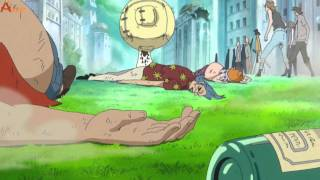 OnePiece [NEW WORLD] 2 epic moments at episode 518