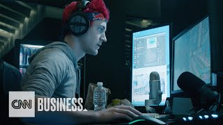 How Ninja makes $500,000 per month playing Fortnite