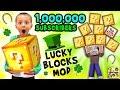 Download Video 1 MILLION SUBSCRIBERS!  Minecraft Lucky Block Mod FGTEEV Gameplay Fun w/ Announcement 3GP MP4 FLV