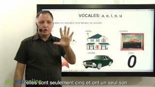 Cours d'Espagnol  - Leçon 1