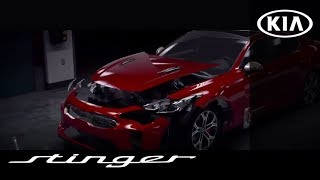 Kia Stinger - Potencia y performance