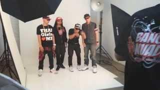 [ACTIONVIP] Behind the Scene Photo Shoot in Studio - SK Gang [HD]