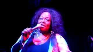 Kym Mazelle - Young Hearts Run Free - Jazz Cafe, London - October 2015