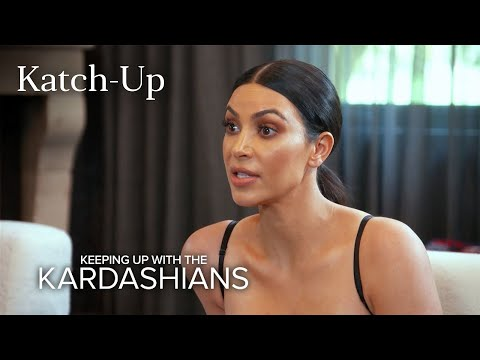 Keeping Up With the Kardashians Katch Up S13 EP.13 E