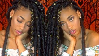 HOW TO CROCHET FAUX LOCS INDIVIDUALLY