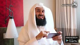 Mufti Menk Launching The Haramain Recordings App [LIVE Makkah and Masjid Nabawi App]