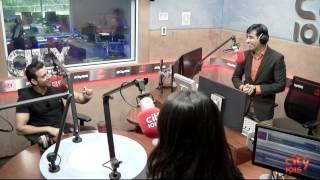 City 1016 hosts Hrithik Roshan and Yami Gautam for Kaabil