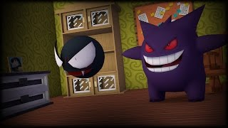 Minecraft: WHO'S YOUR DADDY? -  GENGAR E HAUNTER