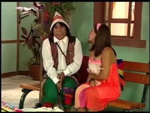 Cholo Juanito y Richard Douglas La Vecindad secuencia